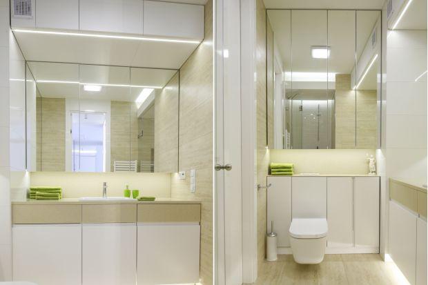 Mała łazienka to wyzwanie - tak powiedzą wszyscy jej właściciele. Nie oznacza to jednak, że nie można urządzić jej w estetyczny i funkcjonalny sposób. Pokazujemy jak!