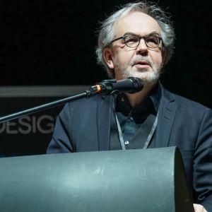Na zdjęciu: Rainer Mahlamäki, architekt, 4 Design Days 2018. Fot. PTWP