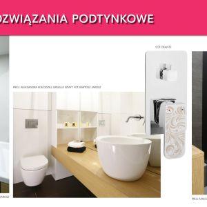 10 trendów i przełomów łazienkowych.