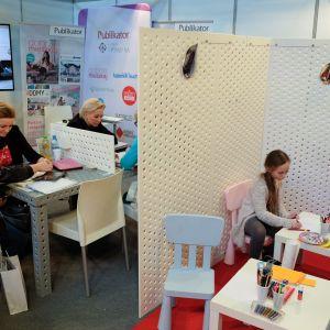 Konkurs na rysunek wymarzonego domu, który odbył się w Katowicach na Dniach Otwartych 4 Design Days. Fot. PTWP