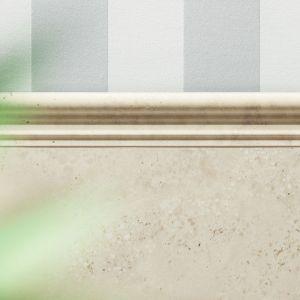 Aranżacja z płytkami Massa marki Monolith. Fot. Tubądzin