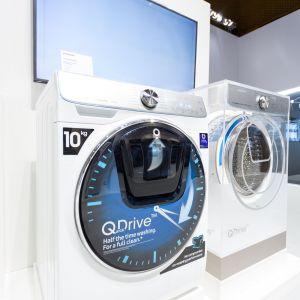 Pralka z technologią Quick Drive. Fot. Samsung