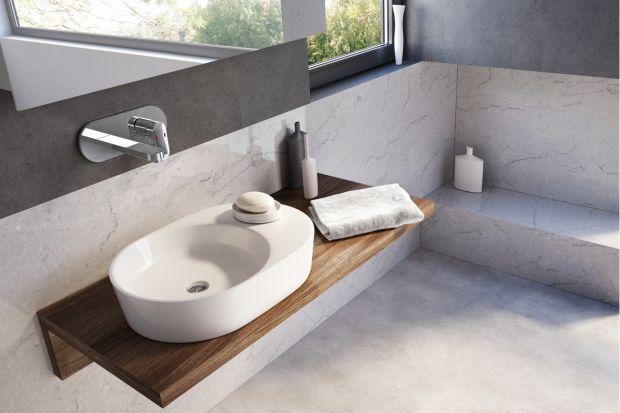 Umywalki stawiane na blat cieszą się ostatnimi czasy dużą popularnością. Zobaczcie 6 różnych modeli.