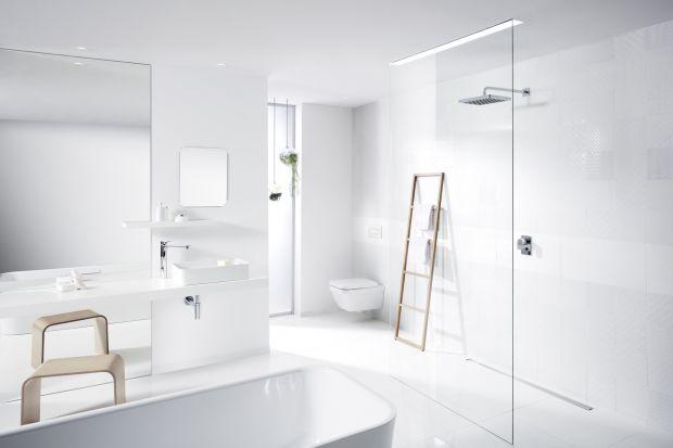 Miękkie, delikatne, subtelnie zaokrąglone linie produktów to trend wzorniczy robiący prawdziwą furorę w aranżacji łazienek.