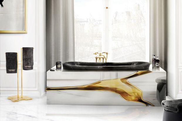 Sergio Oliveira i Soraia Costa, ambasadorzy luksusowej portugalskiej marki łazienkowej Maison Valentina będą gośćmi zbliżającego się Forum Branży Łazienkowej. Z tej okazji przybliżamy Wam niektóre z niezwykłych produktów marki.
