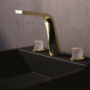 Bateria w kolorze złota 360 Gold Crystal marki Steinberg. Fot. Steinberg
