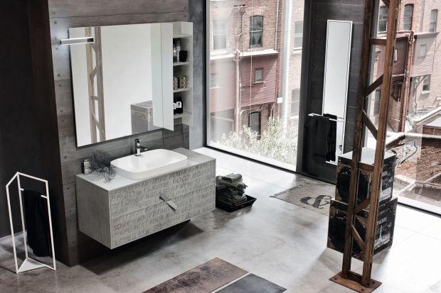 Za wygląd mebli łazienkowych w dużej części odpowiadając ich fronty. Zobaczcie oryginalne pomysły na to jak mogą wyglądać!