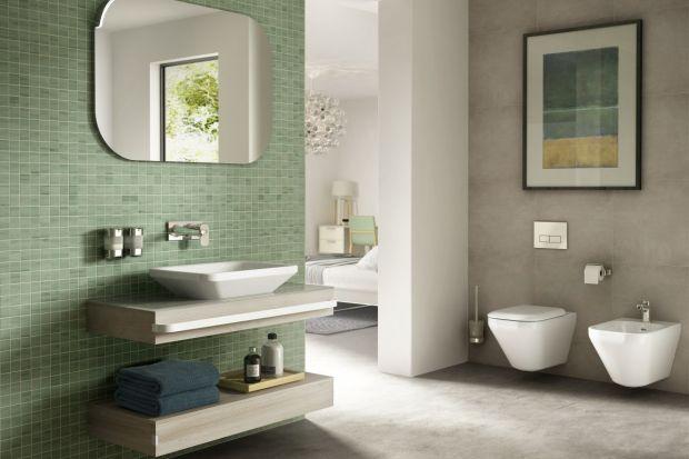 Wybierając meble do łazienki warto zwrócić uwagę na to, jakie udogodnienia oferują oraz, czy będą współgrać z koncepcją całego wnętrza, harmonizując np. z ceramiką sanitarną. Zobaczcie kolekcję, która daje takie możliwości.
