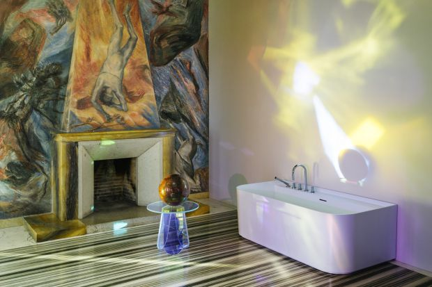 Producenci wyposażenia łazienek coraz chętniej współpracują ze sławnymi designerami. Zobaczcie kolekcję, którą zaprojektowała samaPatricia Urquiola.