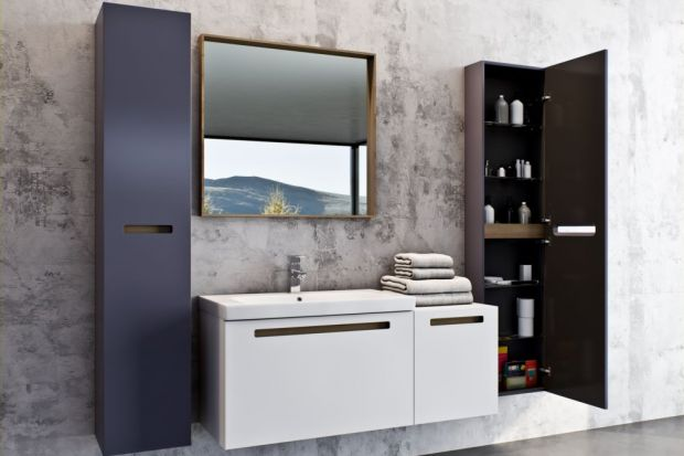 Nowoczesne meble łazienkowe ujmują schludnym wzornictwem, futurystycznymi formami, a czasem także łączeniem różnych faktur. Zobaczcie 12 kolekcji mebli do nowoczesnych łazienek.