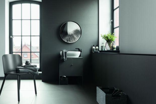 Łazienka w stylu loft: nowa kolekcja trwałych gresów