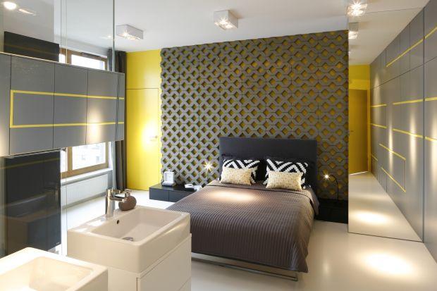 Coraz popularniejsze staje się urządzanie łączonej strefy relaksu z łazienką i sypialnią. Zobaczcie jak może wyglądać taka przestrzeń!