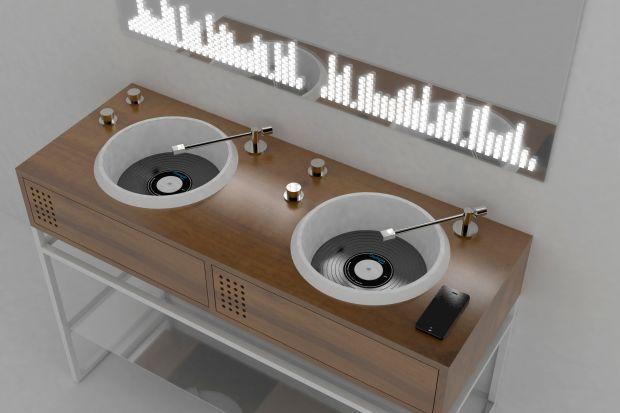 Niekiedy wyposażenie łazienek nie wygląda jak... wyposażenie łazienek. Zobaczcie 3 niezwykłe produkty o nietuzinkowym wzornictwie!