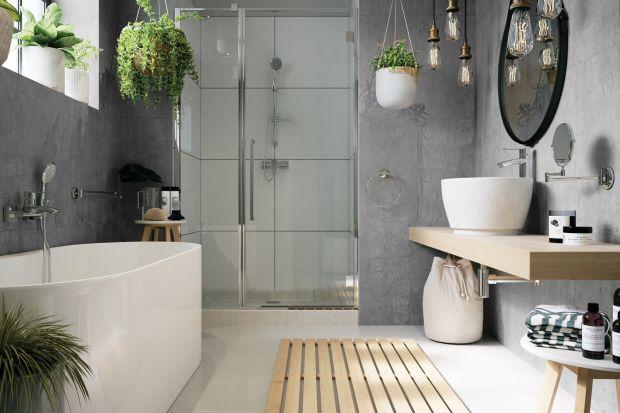 """Dziś w łazience wydzielamy specjalną """"strefę wanny"""", gdzie chcemy się wyciszyć, odetchnąć od intensywnej codzienności. Jak to miejsce zaaranżować? Najkrócej mówiąc: tak, aby dobrze się w nim czuć."""
