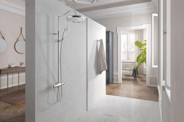 Urządzając łazienkę w stylu klasycznym warto dobrać do niej armaturę wpisującą się w charakter wnętrza. Pokazujemy przykładowe modele.