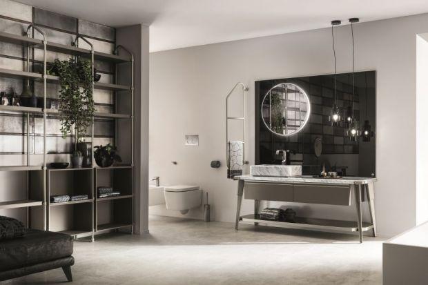 Styl industrialny cieszy się od kilku sezonów niesłabnącą popularnością od kilku sezonów. Zobaczcie co do łazienek w stylu industrialnym proponują producenci.