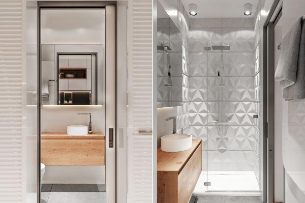 Jak urządzić małą łazienkę?Architekt Dorota Maksymowicz z pracowni The Space zdradza kilka swoich patentów o których warto pomyśleć.