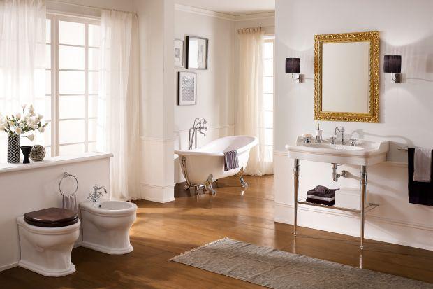 Na przekór panującej modzie na minimalizm, styl klasycznyma wierne grono wielbicieli. Zwolenników klasycznych łazienek zapraszamy do naszej galerii!
