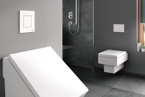 Higiena w łazience jest dla nas szczególnie istotna. Dlatego też producenci oferują różne produkty, które mają pomóc utrzymać to pomieszczenie w czystości, takie jak ceramika sanitarna z powłoką antybakteryjną czy chociażby... przyciski sp�