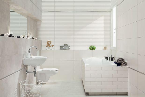 Biały kolor pozwala na dużą swobodę aranżacyjną - świetnie pasuje zarówno do klasycznych, jak i nowoczesnych, minimalistycznych wnętrz.