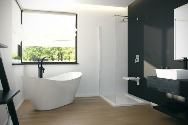 W łazience urządzonej w konwencji salonu kąpielowego nie może zabraknąć baterii wolnostojącej. Zobaczcie 5 pięknych modeli!