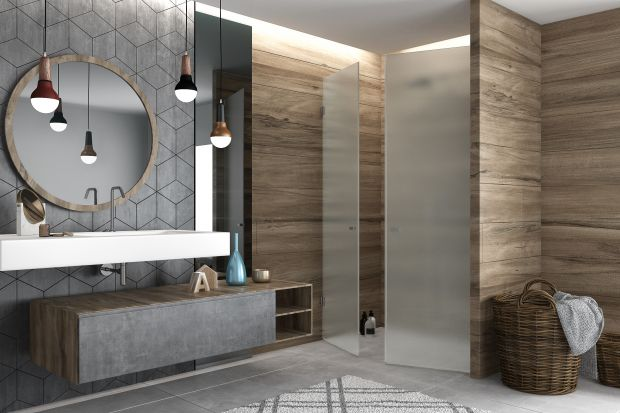 Szkło w łazience daje różnorodne możliwości aranżacji przestrzeni, kreowania jej charakteru i tworzenia klimatu. Najczęściej spotykane jest w formie kabin prysznicowych i luster łazienkowych. I chociaż te elementy wyposażenia łazienki mogą w