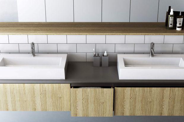 Z jakiego materiału powinna być wykonana umywalka, aby zapewniała higienę korzystania z łazienki? Warto postawić na kompozyt.