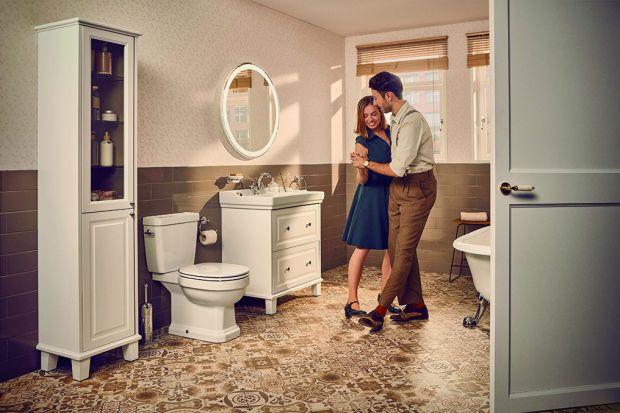 Styl retro to propozycja dla osób zafascynowanych estetyką dawnych lat, z nostalgią spoglądających w przeszłość. W łazience urządzonej w takiej konwencji sprawdzi się idealnie nowa seria łazienkowa, obejmująca meble, ceramikę i armaturę.
