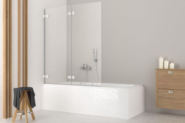 Parawan nawannowy to świetne rozwiązanie dla wszystkich, którzy oczekują od strefy kąpieli zalet i wanny, i prysznica.