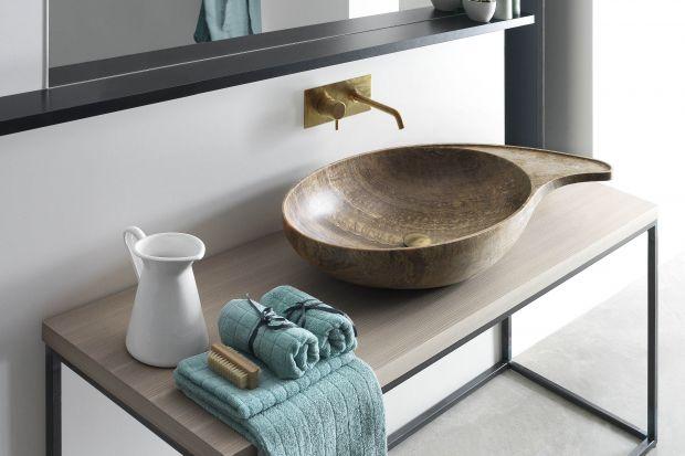 Pięć umywalek z pięciu różnych materiałów