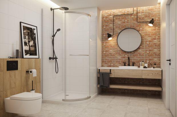 Styl loft szturmem podbił wnętrza polskich domów. Zapytaliśmy arch.Agnieszkę Romańczyk z Pracowni Projektowej Archdesign jak urządzić łazienkę w tej estetyce.