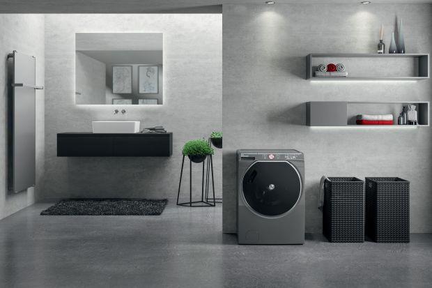 """Inteligentne technologie wkraczają coraz śmielej do naszych domów, między innymi w formie smart-sprzętów AGD. Poznajcie nową pralko-suszarkę, która zdecydowanie zasługuje na miano """"smart""""."""