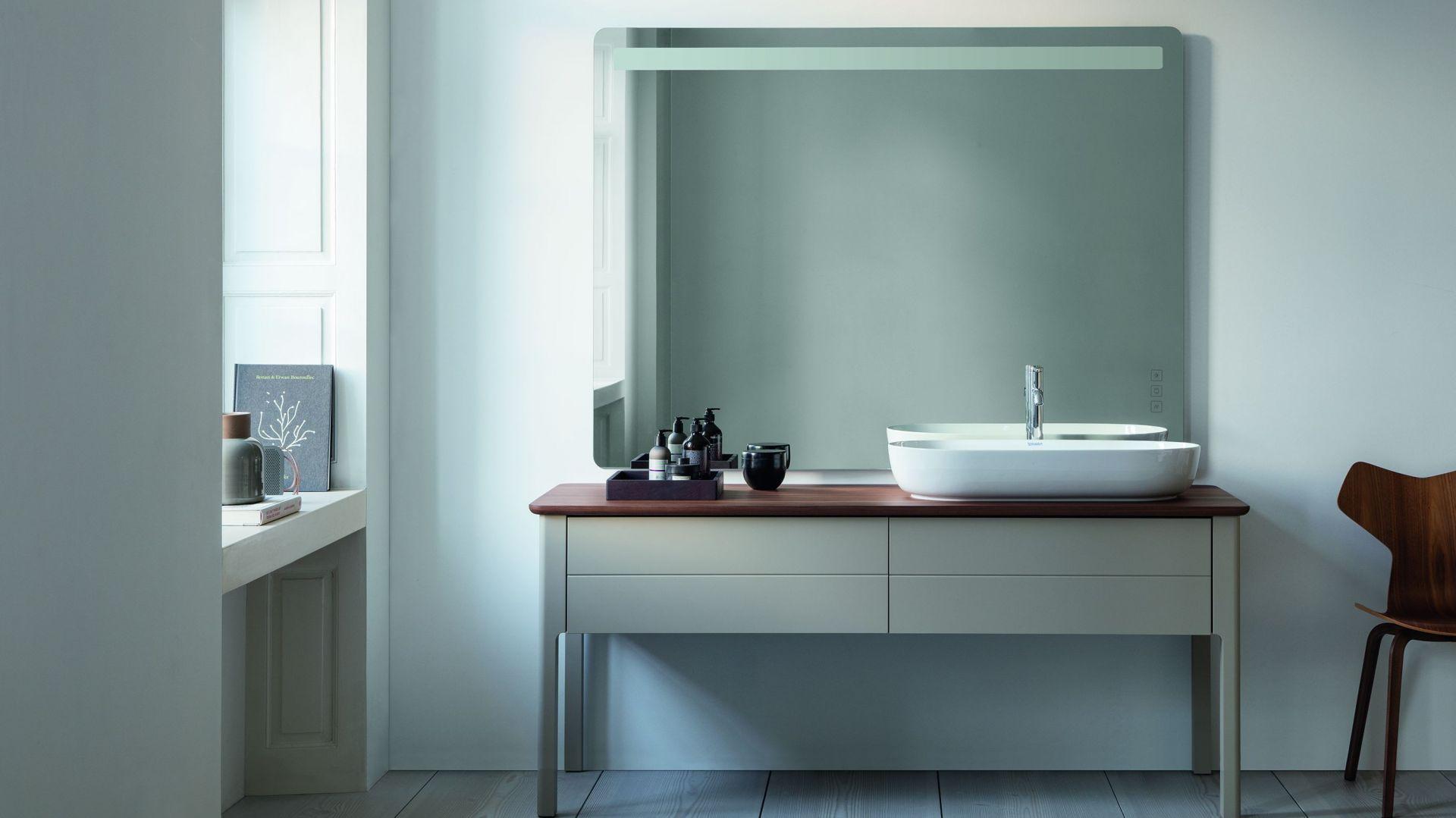 Wybierając wyposażenie łazienki warto pamiętać o tym, aby było przyjazne środowisku. Fot. Duravit