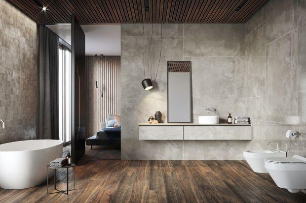 Szary kolor to wciąż jedna z najchętniej wybieranych barw do łazienek. Zobaczcie kolekcje płytek ceramicznych właśnie w tej tonacji.