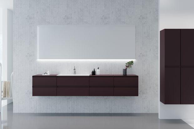 Meble łazienkowe: 12 kolekcji do nowoczesnej łazienki