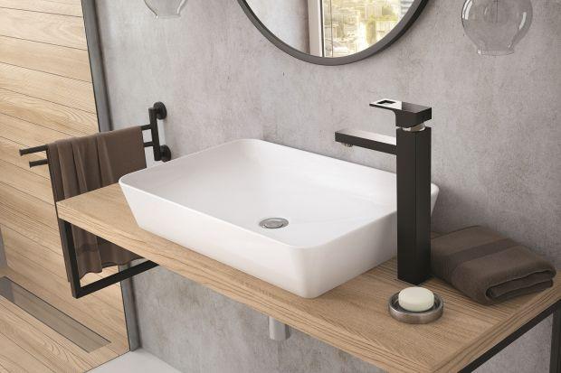 Umywalki stawiane na blat pozwalają stworzyć w łazience elegancką aranżację strefy umywalki. Zobaczcie 6 modeli w białym kolorze.