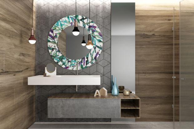 Lustro jest niezbędnym elementem wyposażenia każdej łazienki i toalety.Zobaczcie trzy oryginalne modele, które stworzą niezwykłą strefę umywalki.