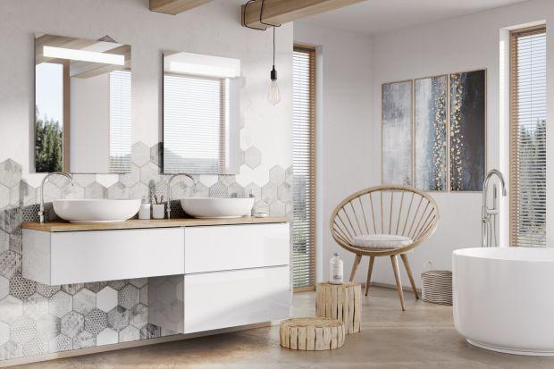 W nowoczesnym wnętrzunie może zabraknąć nowoczesnych mebli. Zobaczcie 12 kolekcji idealnych do łazienek.