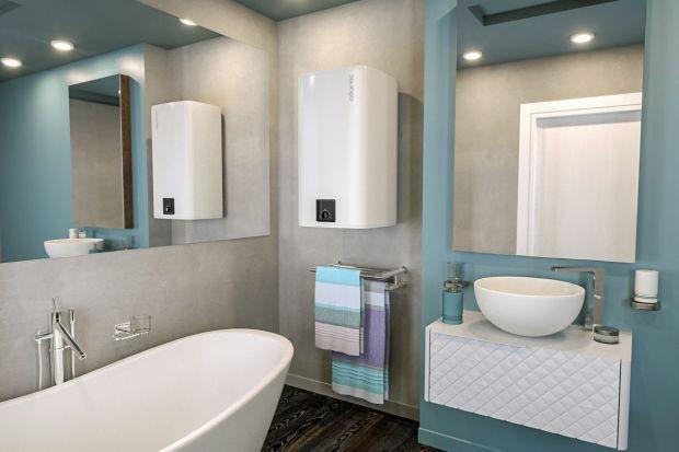 Elektryczne ogrzewacze wody to praktyczny sposób na pozyskanie ciepłej wody. Na rynku pojawiła się właśnie nowość z cyfrowym sterowaniem.