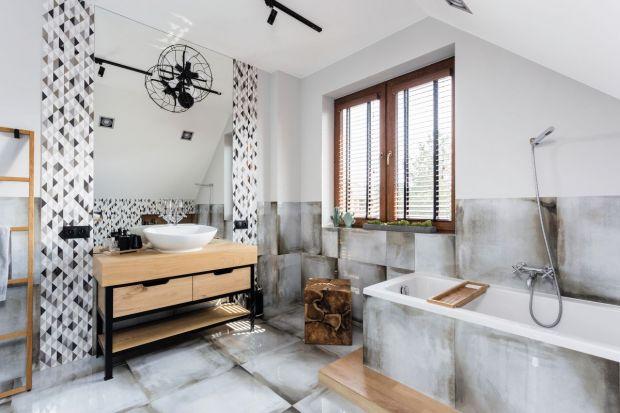 Styl loft to jedna z najpopularniejszych estetyk jeżeli chodzi o urządzanie wnętrz w ostatnich sezonach. Zobaczcie jak prezentuje się w łazienkach!