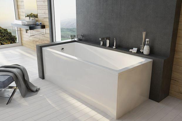 Dzięki odpowiedniemu zabudowaniu wanny oraz stelażowi, który będzie zapewniał jej stabilność, łazienka stanie się miejscem codziennego relaksu i odprężenia.