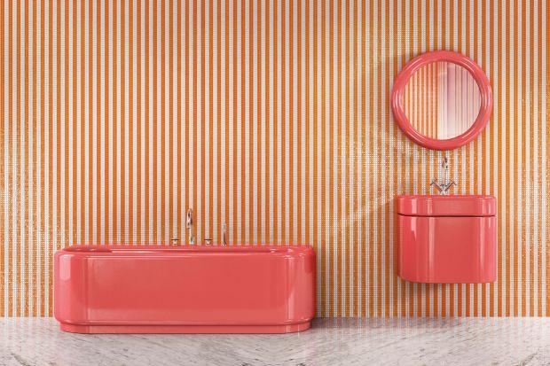 Kilka dni temu Pantone ogłosił kolor roku 2019. Tym razem wybrano przyjemną, ciepłą barwę Living Coral. Czy znajdzie się dla niej miejsce w aranżacjach łazienek?