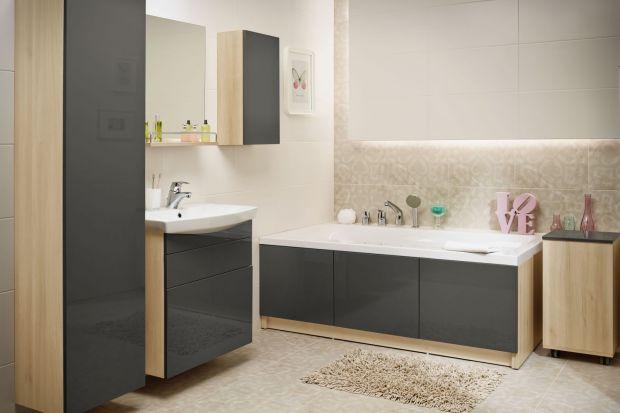 Urządzenie małej łazienki może być wyzwaniem, ale może też być stosunkowo proste, jeżeli sięgniemy po wyposażenie dedykowane małym wnętrzom.