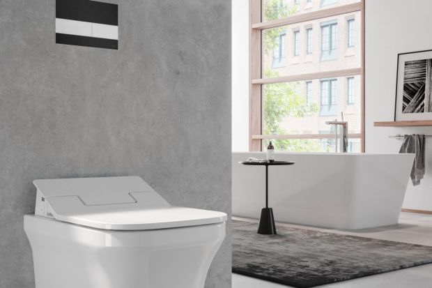 W aranżacji wnętrz liczy się każdy detal, również tych łazienkowych. Tutaj warto zwrócić uwagę chociażby na wzornictwo przycisków spłukujących.
