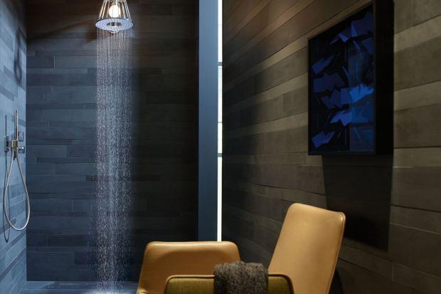 Rozwój nowoczesnych technologii przenosi koncepcję domowego SPA na zupełnie nowy poziom. O armaturze typy wellness do domowej strefy prysznica opowiada arch. Małgorzata Mataniak-Pakuła.
