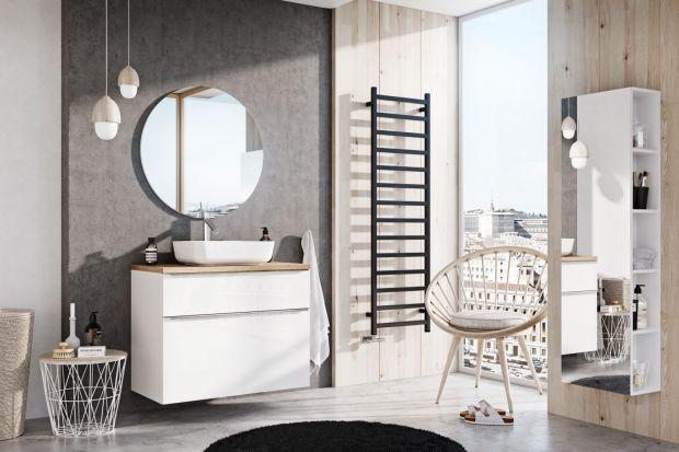 W nowoczesnej łazience nie może zabraknąć nowoczesnych mebli łazienkowych. Zobaczcie 10 modnych kolekcji.