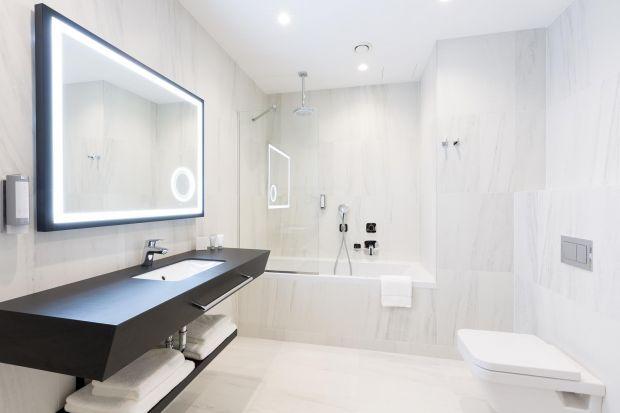 Laminat w łazience: elegancki i praktyczny