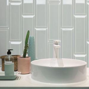 Trendy płytkowe z Cevisama. Na zdjęciu płytki ceramiczne z kolekcji Montesco marki Fabresa. Fot. Fabresa