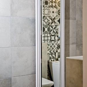 Grzejnik dekoracyjny Aurora z lustrem. Fot. Luxrad