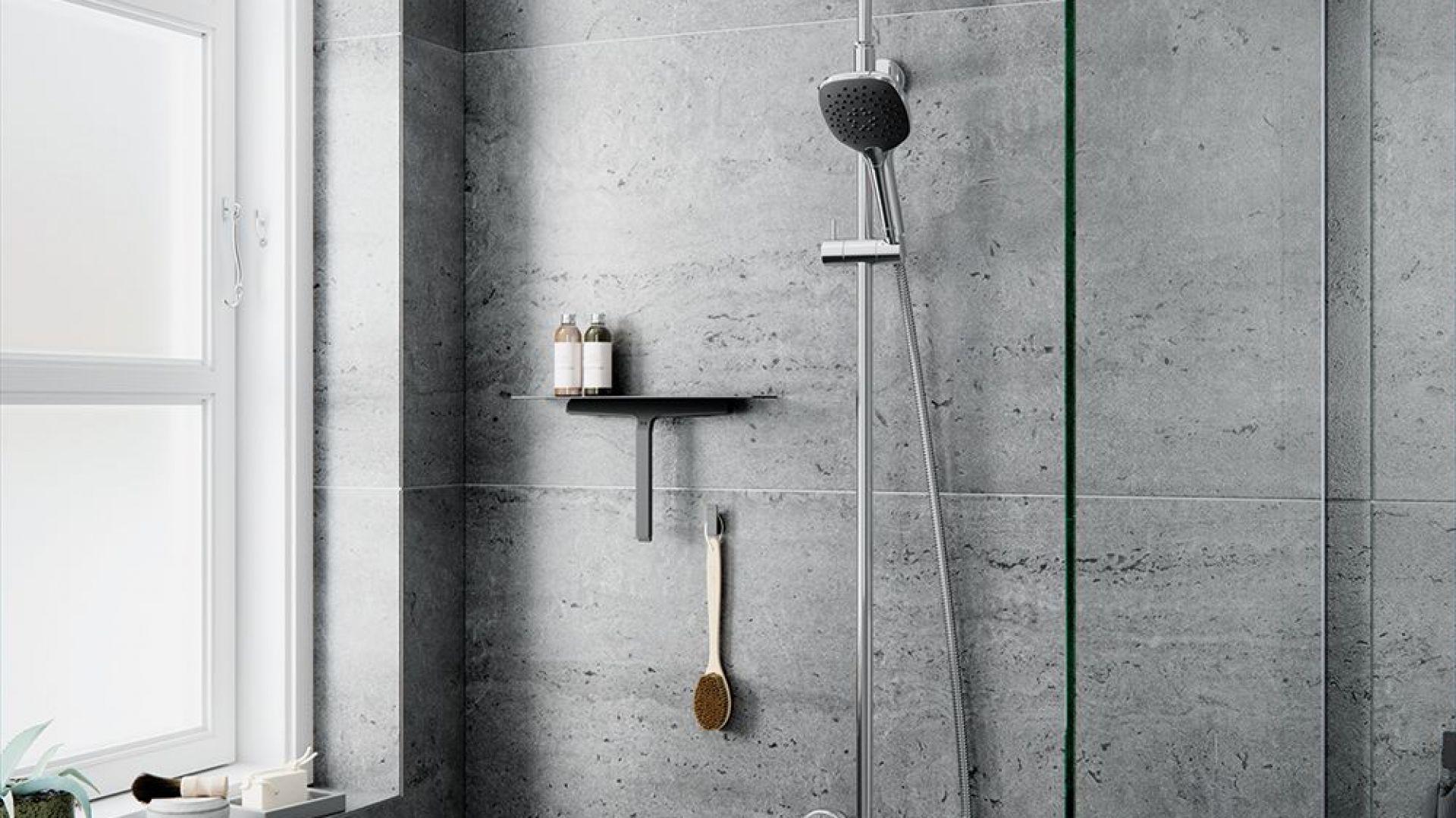 System prysznicowy Slate 4. Fot. Damixa
